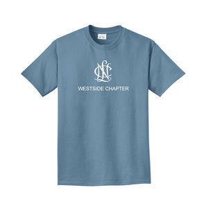 Westside Chapter NCL Beach Wash Short Sleeve Tee