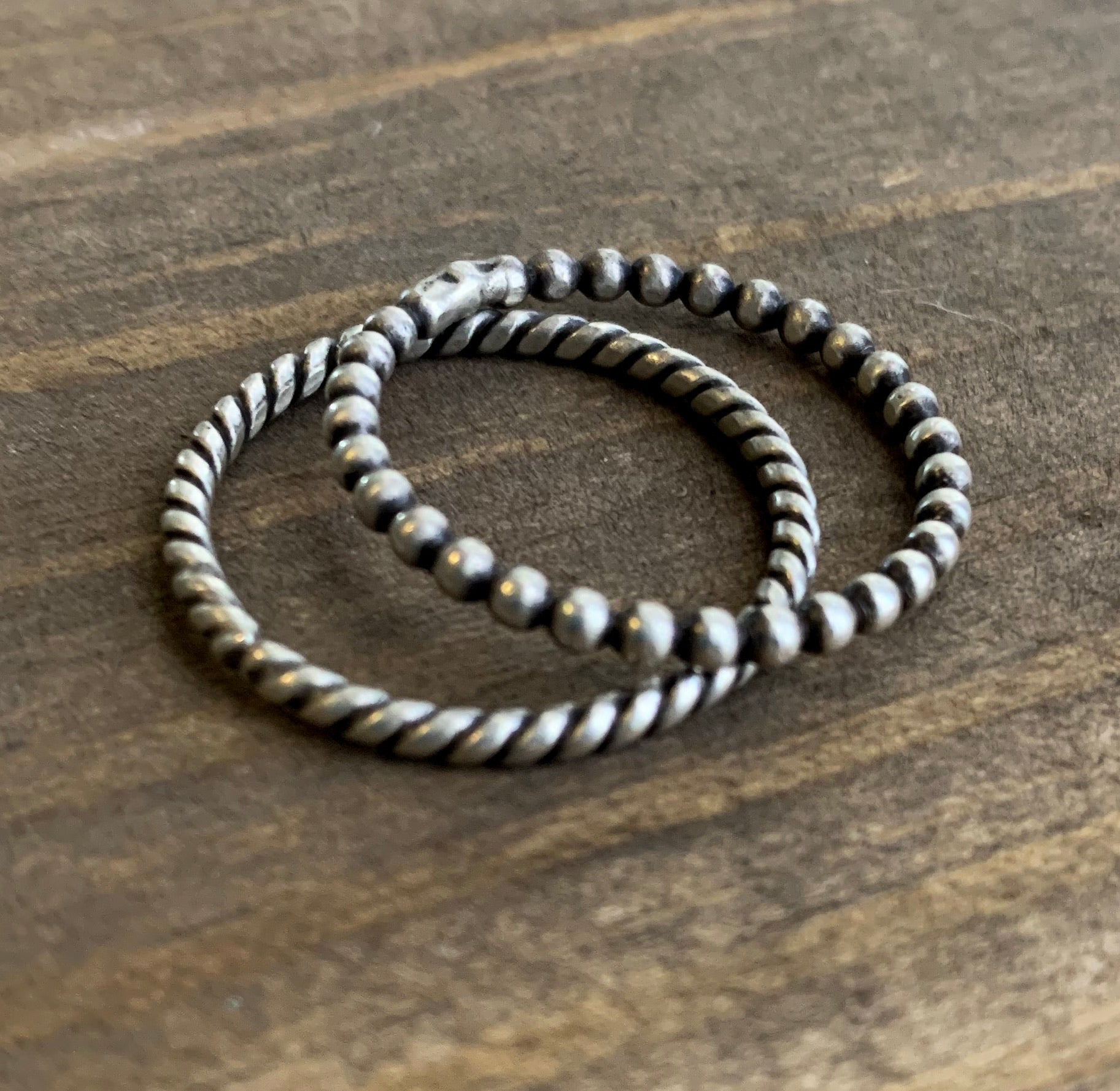 Single *Bead* stacker ring