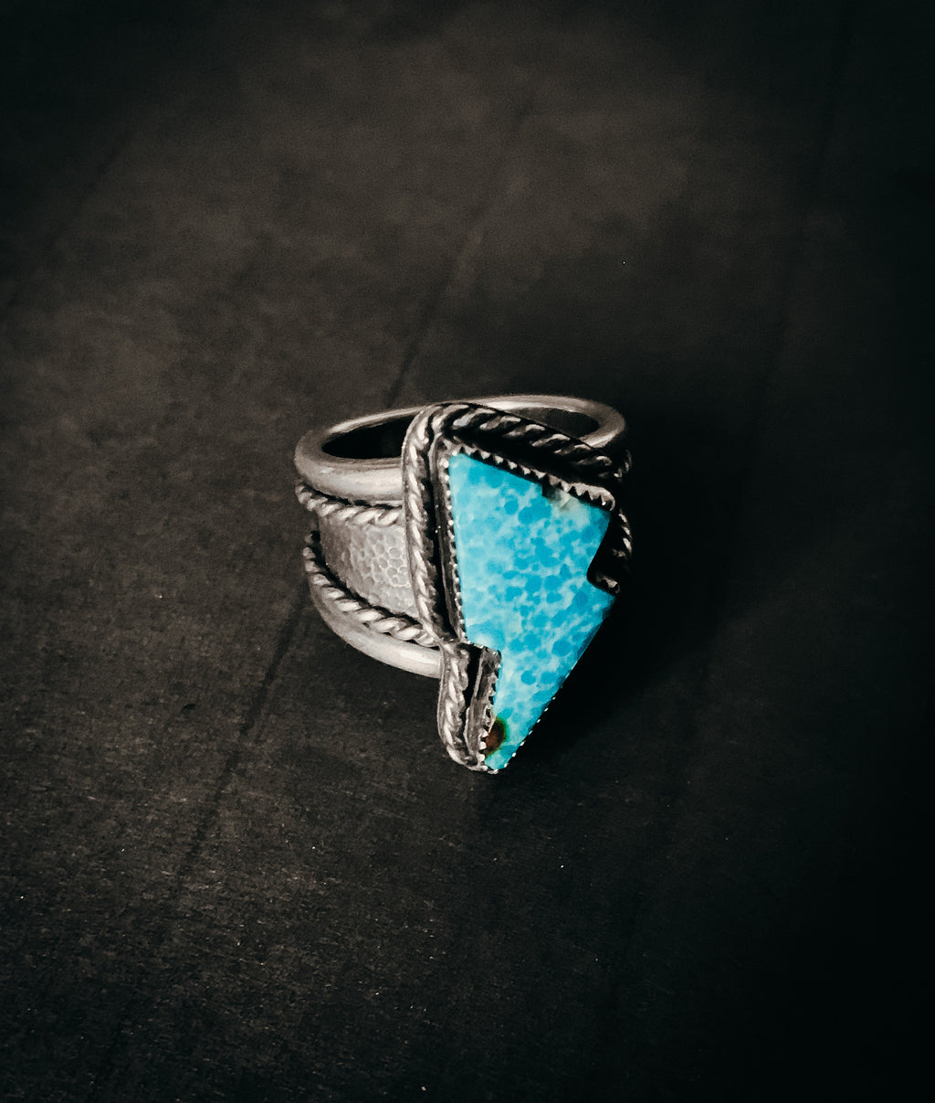 Whitewater bolt ring- size 10.5