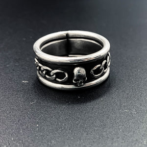 Hey brother skull ring- size12.75
