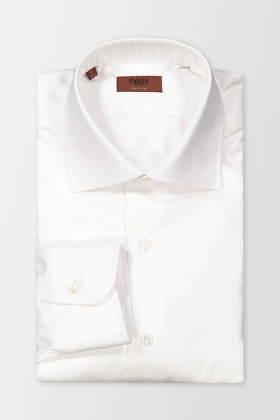 Barba Napoli Journey Classic Shirt White