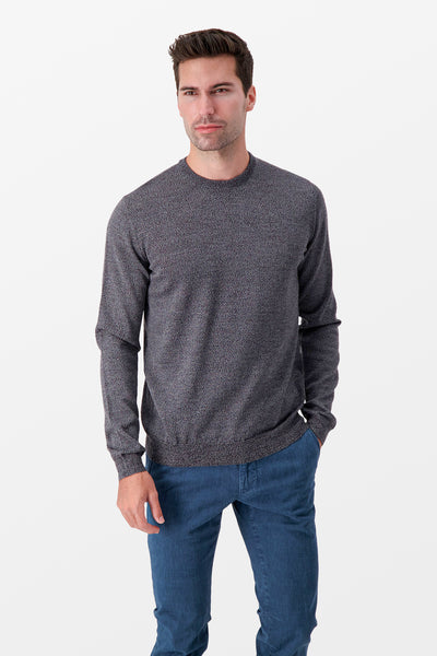 Zanone Giro Z-Man Sweater Grey