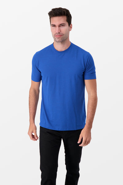 Zanone Mc-Man T-Shirt Blue