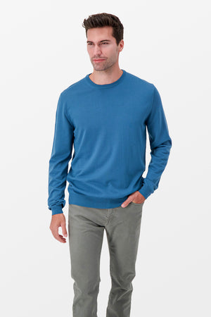Zanone Giro Z-Man Sweater Blue