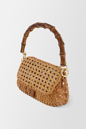 Serpui Brooke handbag Honey
