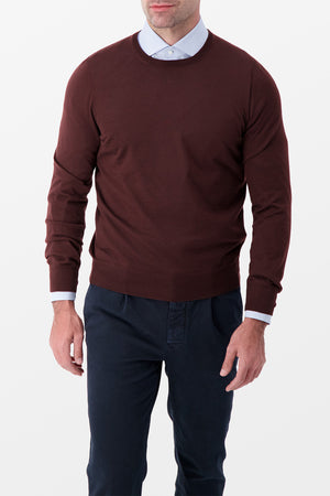 Barba Napoli Cashmere Sweater Brown