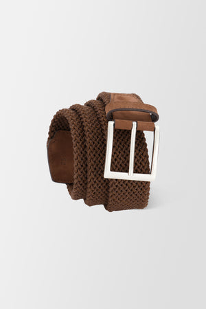 Originalluxury Belt Arezzo Brown