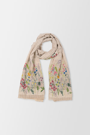 Faliero Sarti Countryside Scarf Multicolour
