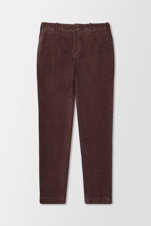 Incotex 1AA702 trousers Brown