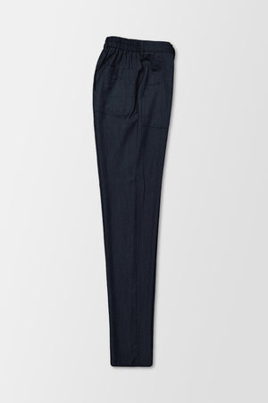 Incotex 1w074T trousers Navy