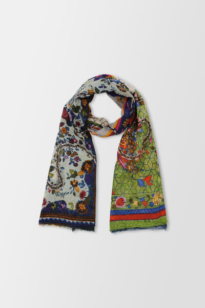 Faliero Sarti Lovers Scarf Multicolour