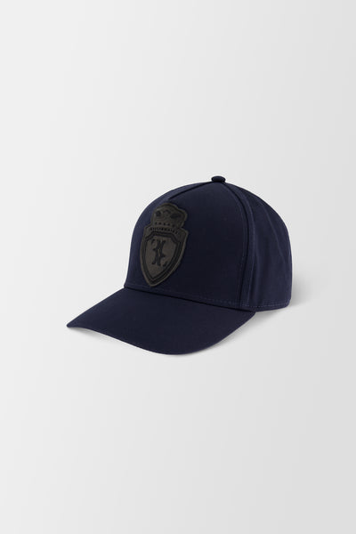 Billionaire Soft Visor Hat Dark Blue