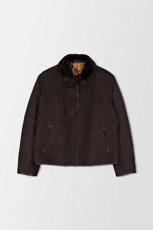 Zilli Jacket Brown