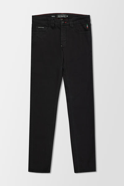 Philipp Plein Super Straight Cut PP jeans Denim