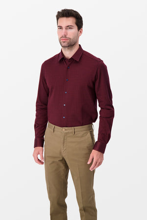 Zilli Classic Shirt Red