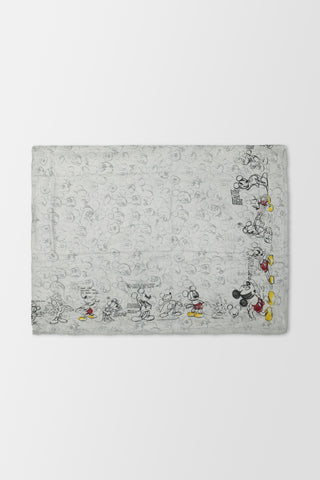 Faliero Sarti Mickey Mouse Grey