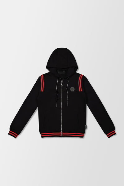 Philipp Plein Sweatjacket - 21 Teddy Bear Black