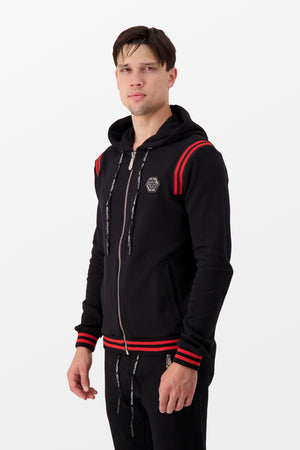 Philipp Plein Sweatjacket - 21 Teddy Bear -  Final Sale