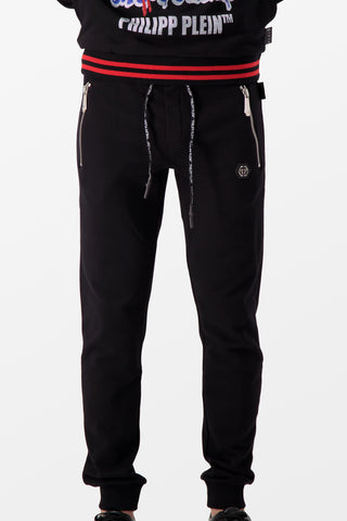 Philipp Plein Jogging Trousers Original Black