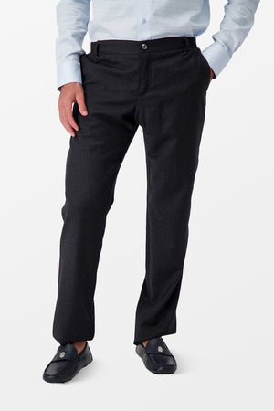 Zilli Classic Trousers Grey