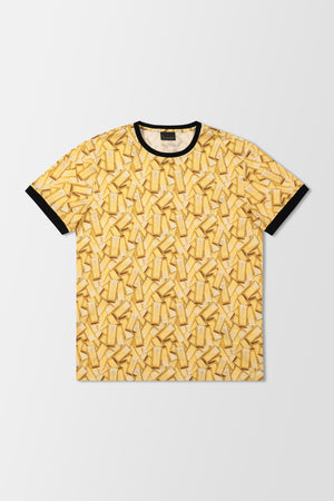 Billionaire Polo SS T-Shirt Gold