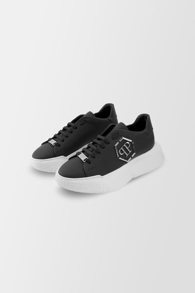 Philipp Plein GOD$ILLA  Lo-Top Sneakers Statement Black