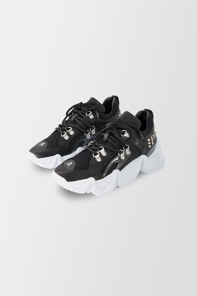 Philipp Plein Runner Statement shoes Black