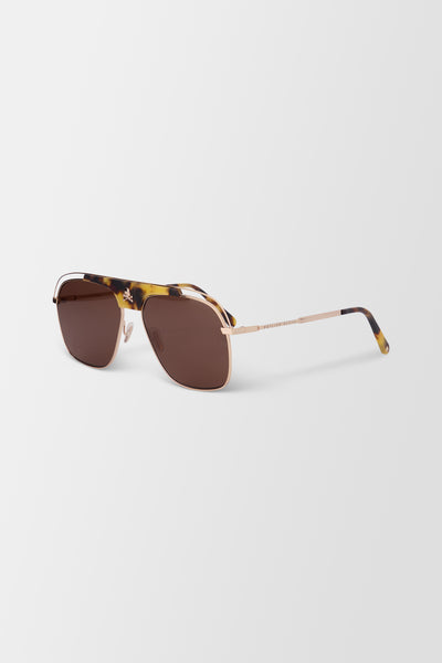 Philipp Plein Sunglasses Noah Original Gold/brown