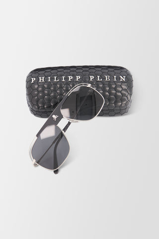 Philipp Plein Sunglasses Noah Original Black/fume