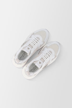 Philipp Plein Runner shoes White