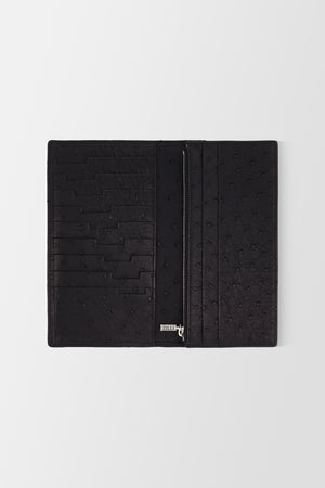 Zilli Large wallet-organizer Black