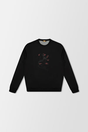 Zilli Sweatshirt Black