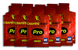 CrampsAWAY Pro 10 Pack ($6 each - Save $60)