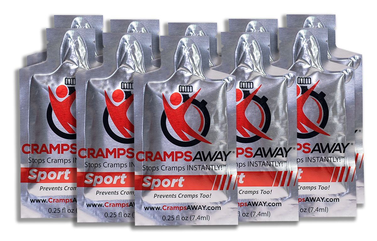 CrampsAWAY 10 Pack ($1.50 per packet)
