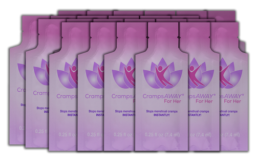 CrampsAWAY For Her 24-pack - BEST VALUE