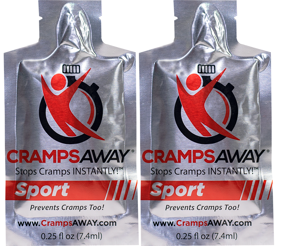 CrampsAWAY Two Pack