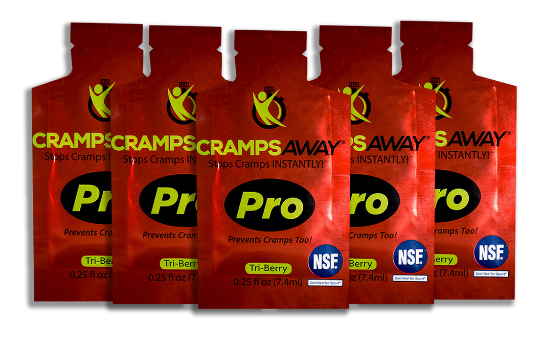 CrampsAWAY Pro 5 Pack (College Intro Offer)