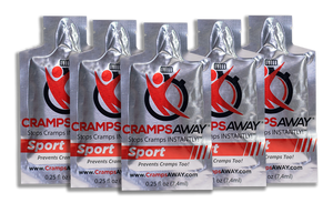 CrampsAWAY 5 Pack ($1.80 per packet)