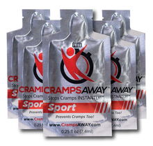 Load image into Gallery viewer, CrampsAWAY Sport Multi-Pack