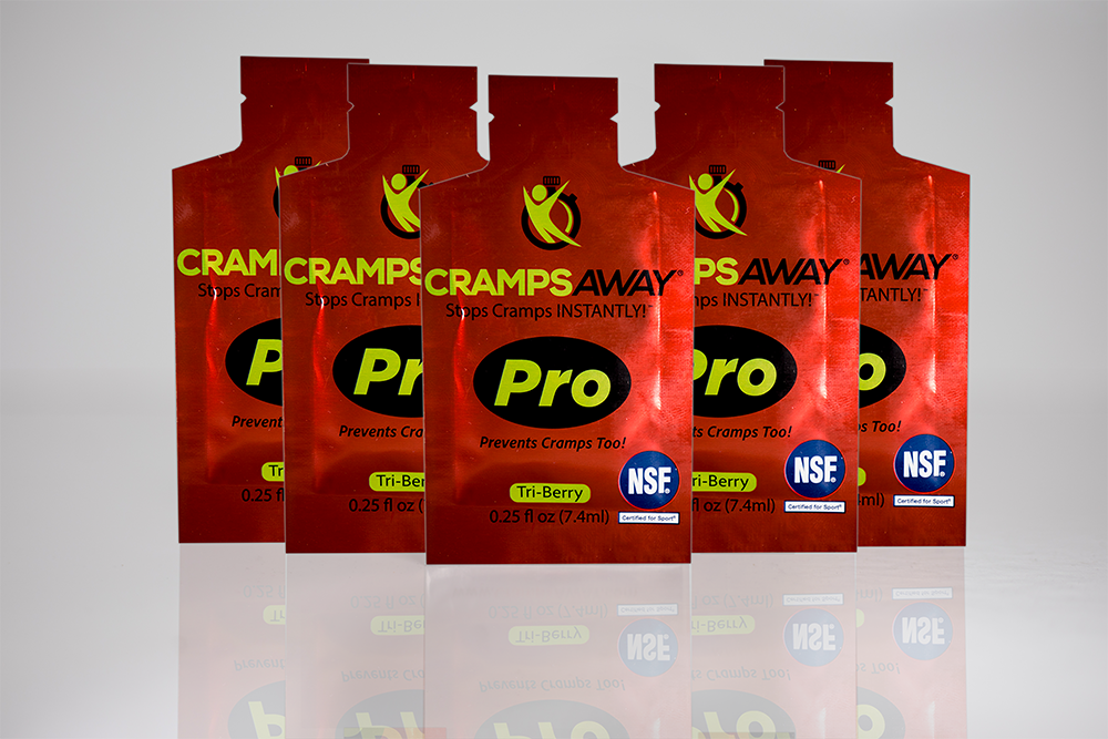 CrampsAWAY Pro 5 Pack TennisRecruiting.net Exclusive