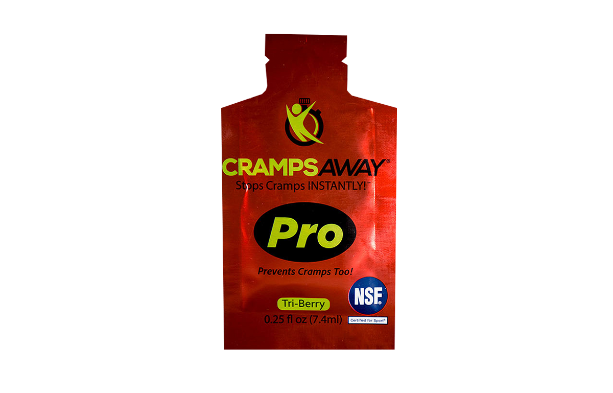 CrampsAWAY Pro Single Pack