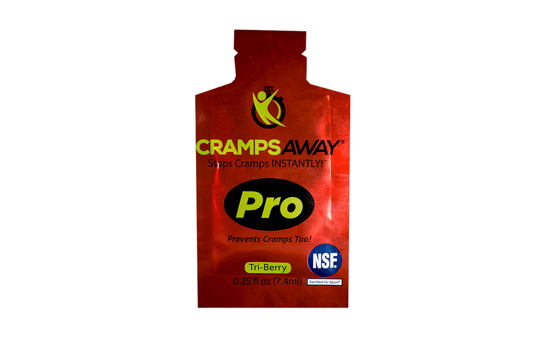 Free* CrampsAWAY Pro Single Pack