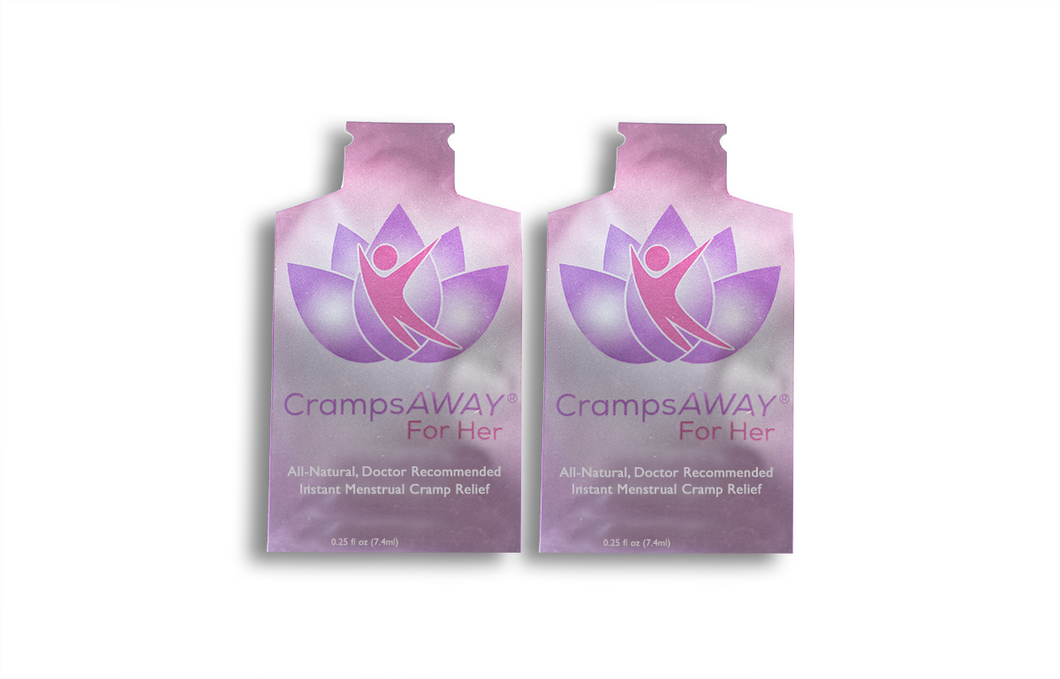 CrampsAWAY For Her - Subscription Options