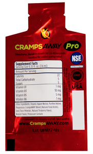 CrampsAWAY Pro Sample 2 Pack for Teams