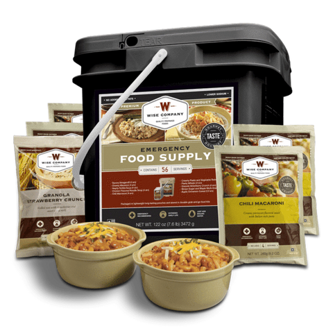 WISE COMPANY - Emergency Food Supply