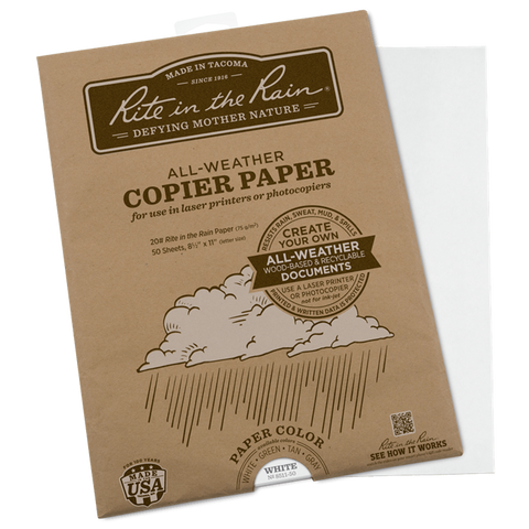Copier Paper - White No. 8511-50