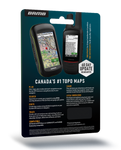 NEW - Backroad Mapbooks GPS Maps - SD Card Eastern Canada V2020