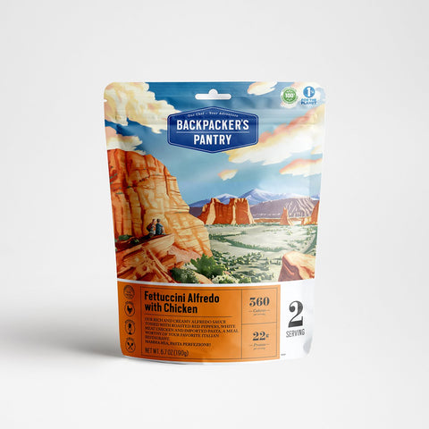 Backpackers Pantry Food Packs