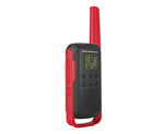 Motorola TALKABOUT T210/T62 PMR446 Radio - Twin Pack Red/Black