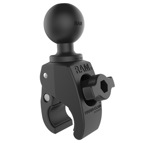 "RAM® Tough-Claw™ Small Clamp 1.5"" Ball Base"